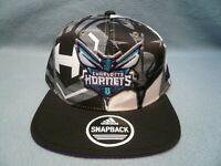 Adidas Charlotte Hornets All Team Screen BRAND NEW Snapback hat cap CHA NBA