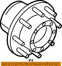 car truck brake drums hardware for chrysler ebay Chrysler 300 Electrical System 5096145aa chrysler oem brake rear stud