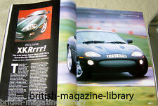 Evo 28 Jaguar XKR 996 GT3 on the Targa Seat Cupra Impreza Turbo 330i S60 T5 C320