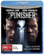 *New & Sealed*  The Punisher (Blu-ray Movie 2009) Thomas Jane/John Travolta. AUS