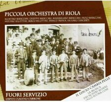 CD musicali musica italiana folk