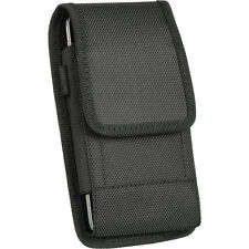 For Samsung Galaxy S2 / S3 Mini Vertical Case Cover Pouch Holster Belt Loop New