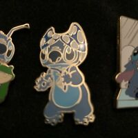 DLRP DLP Stitch Wearing Underwear Pin