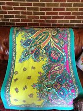 LQQK!!! Cynthia Rowley NWT Beach Towel Paisley Turquoise, Pink, Teal, and more!!