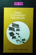 Data Conversion Handbook By Bruck 1974 Hybrid Systems  VINTAGE COMPUTING F85