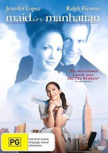 Maid In Manhattan : NEW DVD