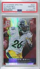 2013 Panini Spectra Rookies Red /25 Le'Veon Bell #221 PSA 10 Rookie