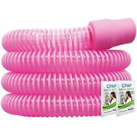 CPAP Hose Tubing The Original 6 ft. Pink Tube for Respironics and ResMed Devices