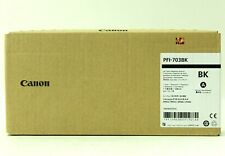 Genuine Canon 700ml Black Ink Tank PFI-703BK IPF810/815/820/825 NEW SEALED 2020