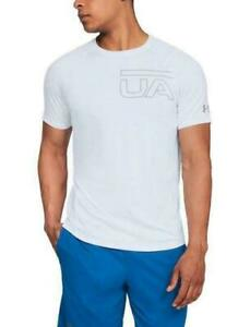 Under Armour Men's UA HeatGear Fitted MK-1 Performance T Shirt  3XL XXXL  $30