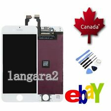 White For  iPhone 6 4.7 Replacement Original Digitizer LCD Display Screen+Tools