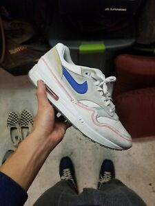 Nike Air Max 1 Pompidou Us9.5 Preowned Parra Inspired Patta