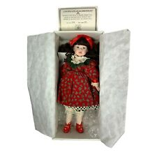 """Vintage Bisque 17"""" Merrie Xmas Dynasty Doll"""