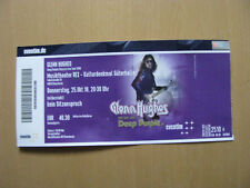 Glenn Hughes Deep Purple Classics Live Tour 2018 Bensheim Konzertkarte Ticket