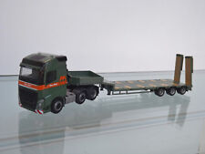 "Herpa 308236 - H0 1:87 - Volvo FH gl. 6x2 Semi Low Load Sz "" Max Wild "" - NEW"