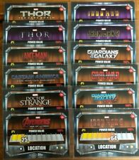 2017 Topps Marvel Missions Trading Cards (Base Card Selection)