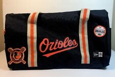 Baltimore Orioles New Era Heritage Patch Small Duffel Duffle Bag