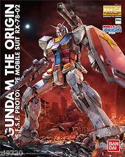 Bandai 1/100 MG RX78-2 Gundam Origin Version US Seller Brand New