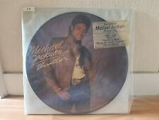 Michael Jackson Thriller 1983 Vinyle picture Album LP33 tours