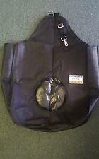 Deluxe Hay Bag / Mesh Sides  / Black