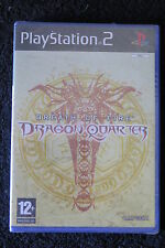 PS2 : BREATH OF FIRE : DRAGON QUARTER - Nuovo, risigillato, ITA! Ottimo RPG