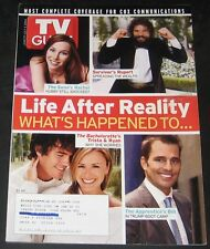 TV Guide June-July 2004-Life After Reality,What's Happened To...