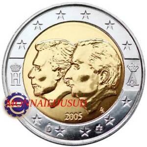 2 Euro Commémorative Belgique 2005 - Union Economique Belgo-Luxembourgeoise