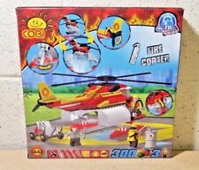 COBI Fire-Copter Builder Set, 300 Pcs  [1442]