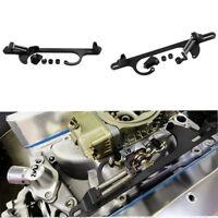Aluminum Throttle Cable Carb Bracket Carburetor For Holley 4150 4160 Series BLK