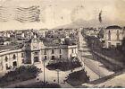P3687 Napoli, PORTICI Corso Diaz e Vesuvio 1954
