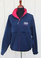 NASA Dryden Flight Research Center Jacket Coat Hooded Space Vintage Armstrong S