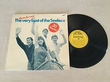 THE SEEKERS THE VERY BEST OF GATEFOLD 1978 AUSTRALIAN RELEASE LP
