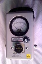 Bird 4410A wattmeter with 2-30MHz 10kW slug