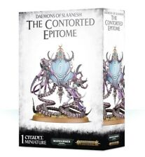 ON STOCK! Daemons of Slaanesh: The Contorted Epitome