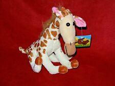 "Whimsical Baby Giraffe 7"" Plush Stuffed Animal w/tag"
