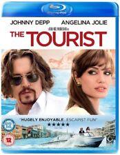 The Tourist [Blu-ray] [DVD][Region 2]