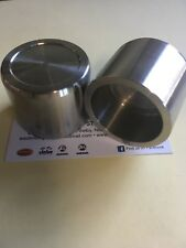 Microcar MGO front brake pistons - stainless steel - from Selby