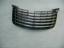 Chrysler PT Cruiser Front Chrome Grille Grill 68002102AA, 272DX8AC Black OEM OE
