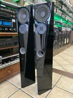 MC SYSTEMS PST HighEnd Tweeweg Design Tower Speaker 2 Way 100 Watts RMS Like New