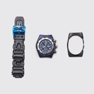 TechnoMarine Men's Watch Squale SS12 Stainless Steel Diver