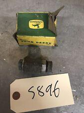 Nos Vintage John Deere 40 420 430 1010 Crawler Hydraulic Shutter Am 11522t