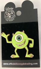 NEW Mike Wazowski Spinner Eye Ball Disney Pixar Pin