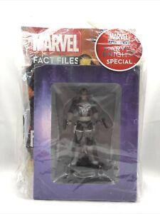 Eaglemoss MARVEL FACT FILES Magazine Marvel Knights Special THE PUNISHER Figure