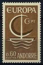 Andorra 1966 SG#F198 Europa MNH #E91160