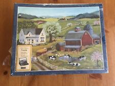 Going Fishing Pop Up Jigsaw Puzzle 500 Pc By Mary Singleton Lang 2010 New!