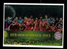 Bayern München DFB Pokalsieger 2013 Super Mannschaftskarte