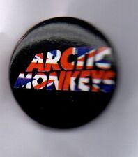 ARCTIC MONKEYS BUTTON BADGE -BRITISH INDIE ROCK BAND 25mm ALEX TURNER