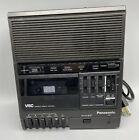Panasonic RR-830 Standard Cassette Transcriber Recorder (No Foot  Pedal)