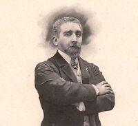 Portrait Tony-Henri-Auguste de Reiset Historien Histoire Mayenne