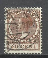 4918-SELLO CLASICO HOLANDA 1924 Nº149 YVERT 40,00€.USADO,SIN FILIGRANA. OK